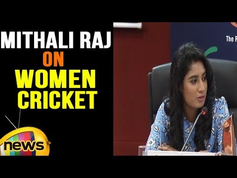 Mithali Raj Speaks on the Transition Period of Indian women's team After WC | Mango News