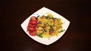 видео Жареная картошка в мультиварке