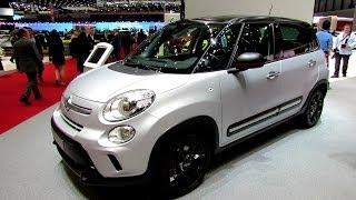 Fiat 500L Beats Edition 2014 Videos