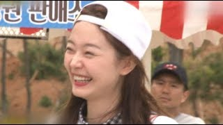 [RUNNINGMAN THE LEGEND] [EP 350-6]   What is So Min buying with a smile on her face?(ENG SUB)