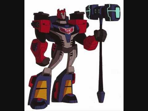 New Transformers Animated Characters Part 26 - YouTube