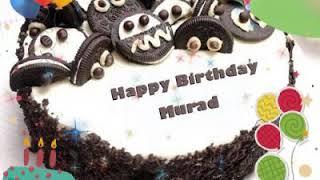 Murad name birthday satuts