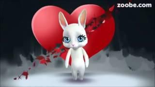 Выпуск № 3. 10 серий подряд на Русском языке Зайка Zoobe видео смотреть онлайн бесплатно.