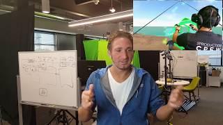 Glider Island Update 1.3 (Virtual Reality Arcades!)