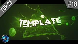 TOP 25 BEST Sony Vegas Pro Intro Templates #18 + FREE Download