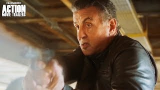 BACKTRACE (2018) Trailer - Sylvester Stallone Action Crime Thriller