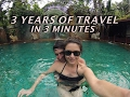 3 YEARS OF TRAVEL IN 3 MINUTES THE BEST OF SKINNYFATTRAVEL mp3