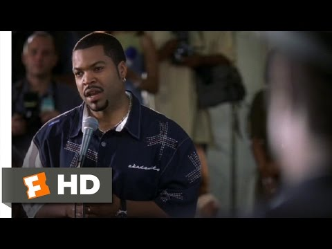 Barbershop 2 1111 Movie   Calvin Addresses City Council 2004 HD