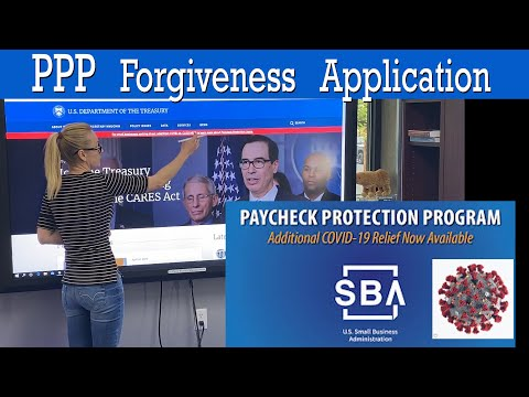 ppp-loan-forgiveness-application.-overview.-first-look-at-the-sba-ppp-loan-forgiveness-application