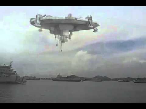 UFO di pelabuhan Lembar NTB