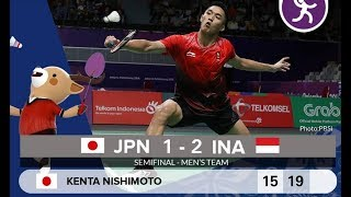 Download Video Jadwal Final Badminton Asian Games 2018 | Info Live & Line Up Pemain MP3 3GP MP4