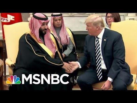 Trump Sparks Criticism With Rogue Killers Speculation In Khashoggi Disappearance | Deadline | MSNBC Mp3