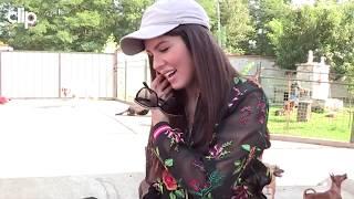 Tanja Savić u azilu za pse imala bliski susret s pacovom