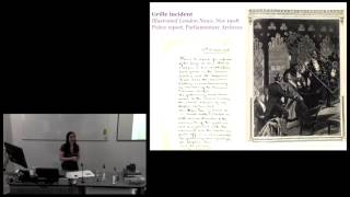 UK Parliament Open Lecture -- Parliament and Suffragettes: 2014 lecture