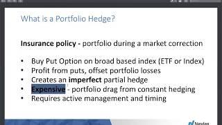 Webinar: How to Hedge a Portfolio with Nasdaq-100® Index Options