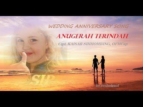 Lagu Ulang Tahun Pernikahan Wedding Anniversary Anugerah