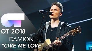 GIVE ME LOVE - DAMION Gala 4 OT 2018