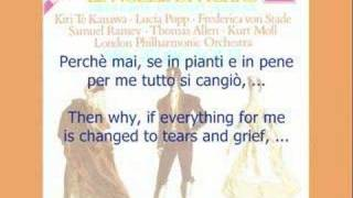 MOZART - Dove sono i bei momenti ... (with lyrics)