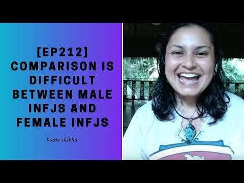 infj male dating infp female