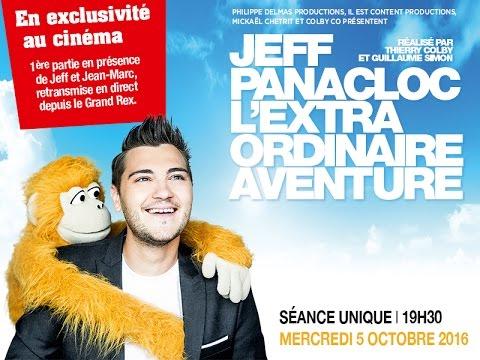 Jeff Panacloc -  l'extraordinaire aventure -  TEASER