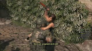 Kącik Masochisty: Shadow of the Tomb Raider #27 - krzyże i helikoptery
