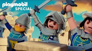 Novelmore - The Invincibus l The New PLAYMOBIL Knights Special
