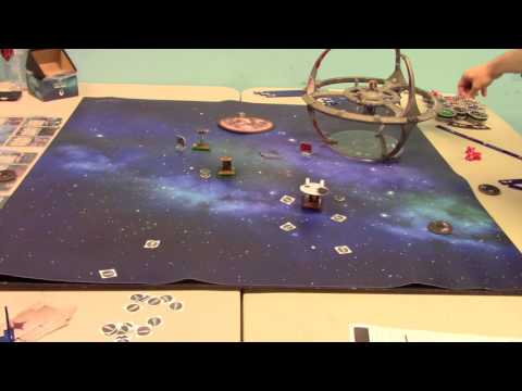 In a Mirror Darkly OP - Star Trek Attack Wing - Round 2 David v Craig