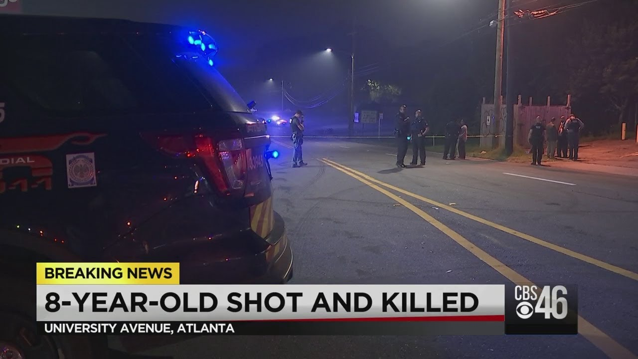 8-year-old dies in July 4 shooting