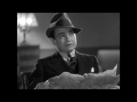 Bullets or Ballots 1936 ~Edward G Robinson Barton MacLane   4