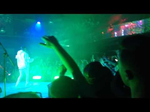 Big Sean RESEARCH LIVE Prague