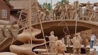 Парк глиняных скульптур, Китай - парки мира!