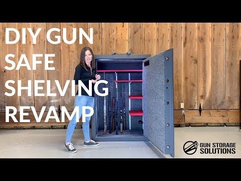 gun-safe-flexible-shelving-revamp-diy-|-gun-storage-solutions