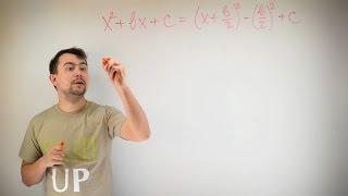 Математика - Выделение полного квадрата