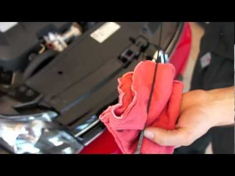 Checking Your VW's Oil Level | Greeley Volkswagen Service