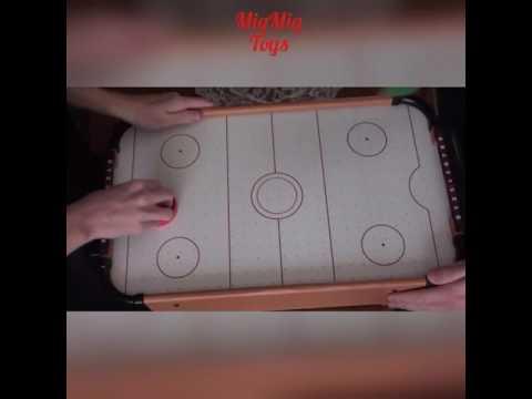 Airoxokkey Oyunu/Аэрохоккей игра