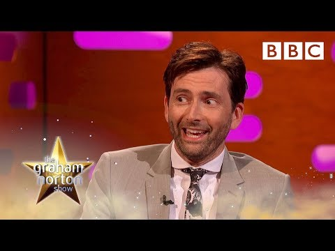 David Tennant had early intel of the new Doctor Who star  The Graham Norton