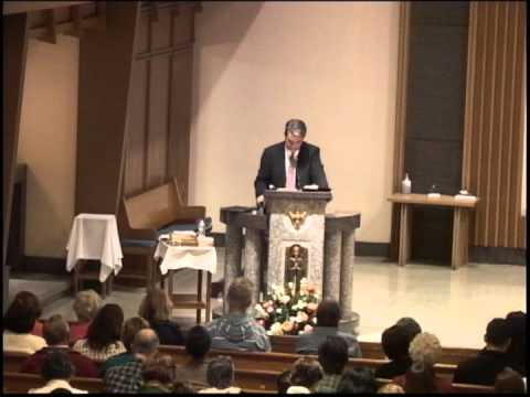 """Dr. Scott Hahn """"Lord Have Mercy"""" Reconciliation 11-6-13"""