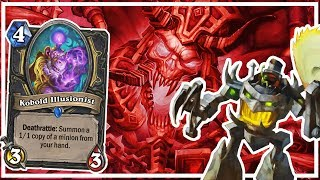 Hearthstone: BIG Illusionist Rogue