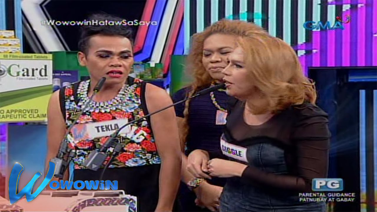 Wowowin: Super Tekla, magiging regular na sa 'Wowowin'