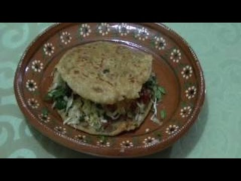 How to Make Chicharron Press Gorditas