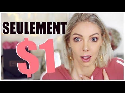 ❥ 😳 TOUT MON MAKE UP À $1!!!? 😳  