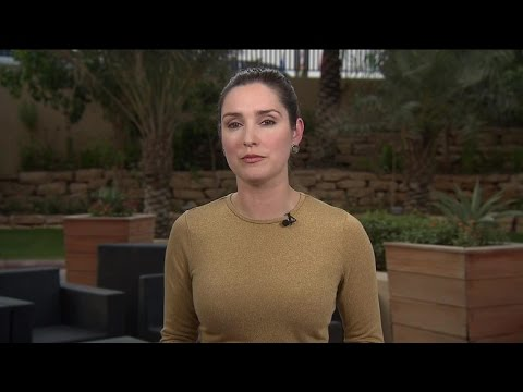 Margaret Brennan reports live from President Trump's first foreign trip