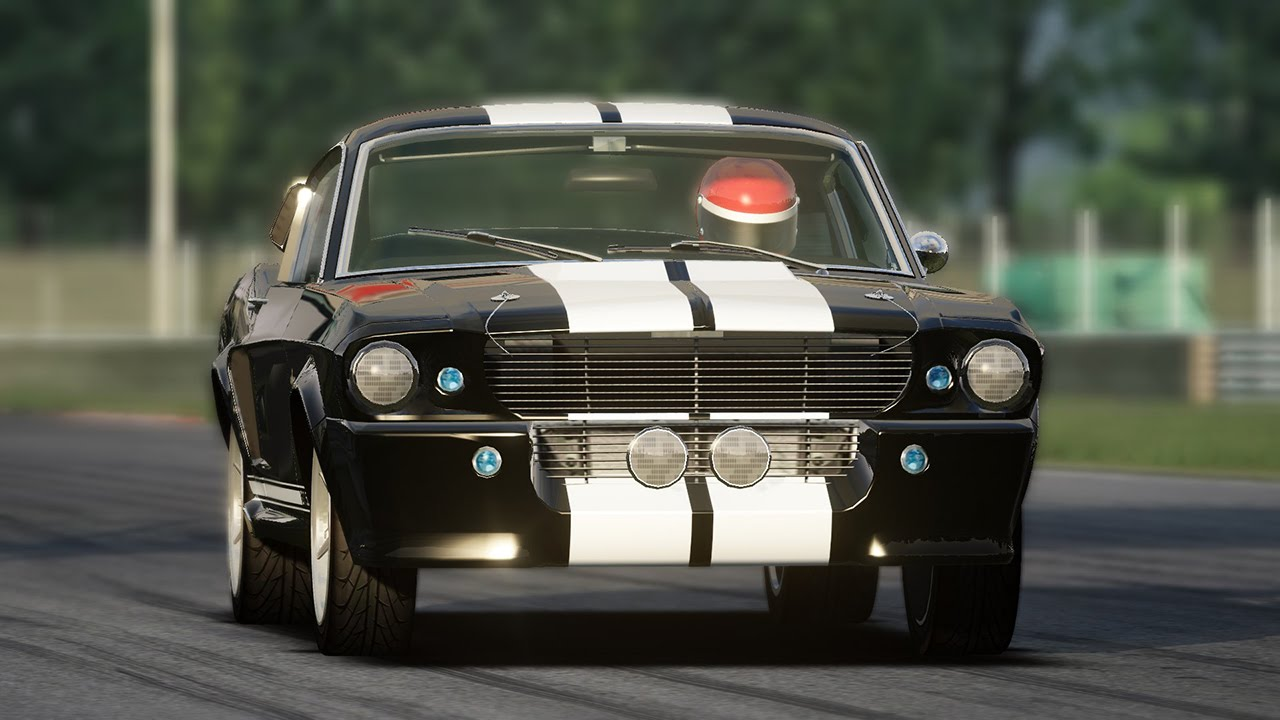 Mustang Gt 0 60 >> Assetto Corsa - Ford Mustang Shelby GT500 Eleanor + DOWNLOAD - YouTube