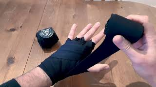 How to Wrap Y๐ur Hands For Boxing