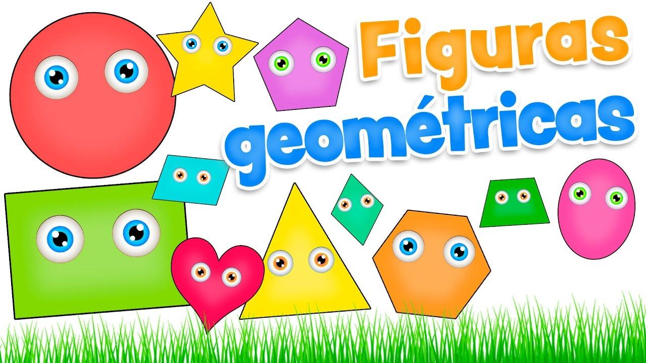 Figuras Geométricas Para Niños Video Infantil De Las Formas En