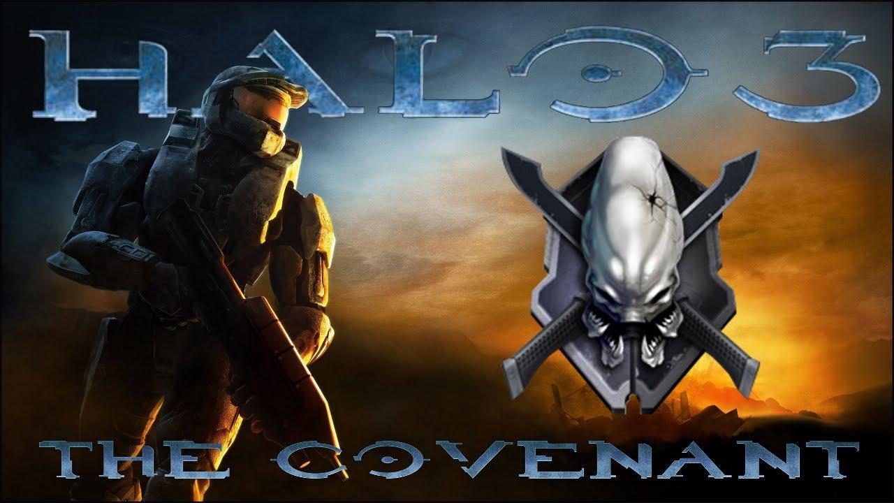 halo 3 legendary walkthrough: mission 7 - the covenant - youtube