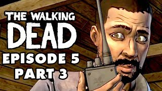 The Walking Dead Game - Episode 5, Part 3 - Trapped in the Attic (Gameplay Walkthrough)