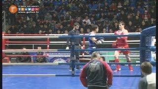 В Хасавюрте прошел республиканский турнир по тайскому боксу