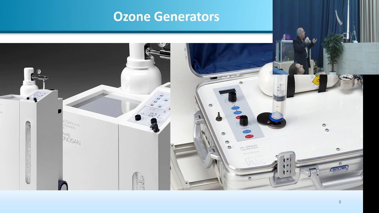 Fundamentals of medical Ozone Therapy As practiced In German Specialist  Ozone center