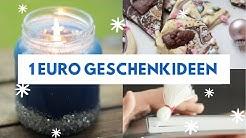 DIY Geschenke für 1 EURO!